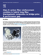 Reinforced Plastics Magazine Article on Glass+Carbon Fiber Hybrid Composites